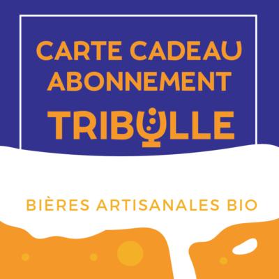 Carte cadeau abonnement Tribulle