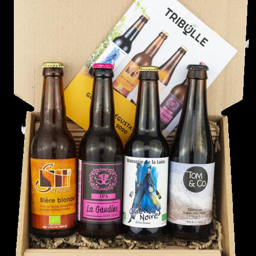 Box Bières Artisanales Tribulle