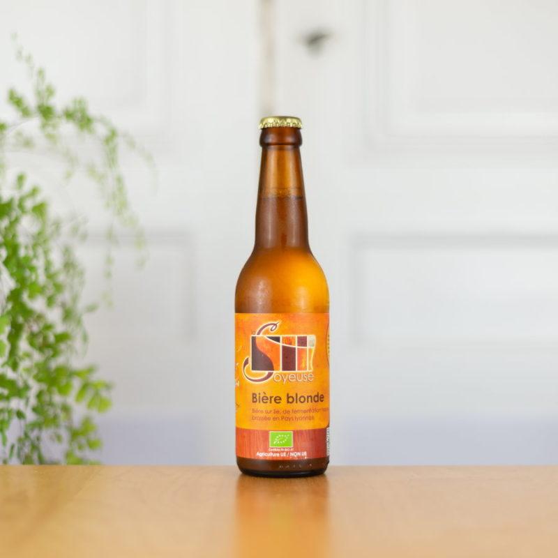 La soyeuse - Bière blonde artisanale tradition